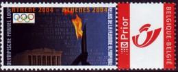 Belgie ** - Olympiade 2004 - Nr 3274 - Michel Nr 3323 - België