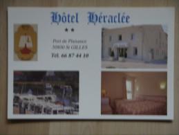 GARD ST GILLES HOTEL HERACLEE  Port De Plaisance - Saint-Gilles