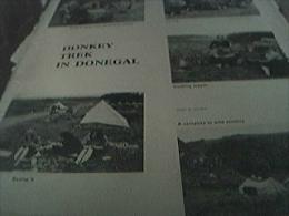 Magazine Item 1960 - Girl Guides Donkey Trek In Donegal - 1950-Heden