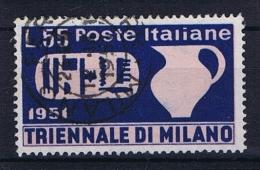 Italy: Mi 840 /  Sa  667 1951 Used