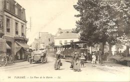 94 - PARAME - LA PLACE DE LA MAIRIE - Parame