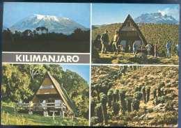 Tanzania, KILIMANSCHARO, Peak Of Africa (5895m), Sondermarke, Sehr Gute Erhaltung - Tansania