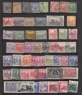 Lot De 50 Timbres Tunisie Différents - Tunisie (1888-1955)