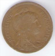 FRANCIA 10 CENTIMES 1917 - Francia
