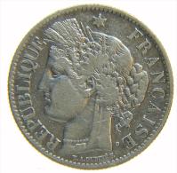 FRANCIA FRANCE 2 FRANC 1871 A - I. 2 Franchi