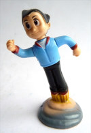 Rare Figurine ASTRO BOY LE PETIT ROBOT - 2009 - JAZWARES - Figurines