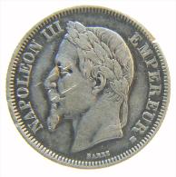 FRANCIA FRANCE 2 FRANCS 1868 BB - I. 2 Franchi