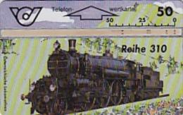 Telefonkarte Österreich Lokomotive- Reihe 310 Geb. ANK 66/401A Auflage 11.600 St. - Oostenrijk