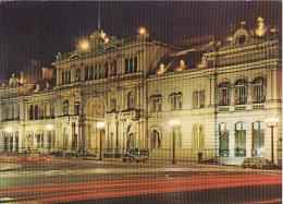 Night View Casa de Gobierno Bueno Aires Argentina