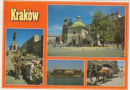 Multi View Krakow Poland