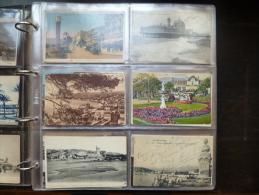 Sans Prix De Réserve Album De 275 Cartes De France - 100 - 499 Postcards