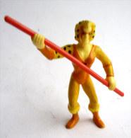RARE Figurine COSMOCATS THUNDERCATS - 1986 - KIDWORKS -   CHEETARA - FELIBELLE Avec Bâton - Thundercats