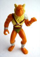 RARE Figurine COSMOCATS THUNDERCATS - 1986 - KIDWORKS -   JACKALMAL CHAKAL - Thundercats