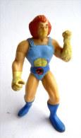 RARE Figurine COSMOCATS THUNDERCATS - 1986 - KIDWORKS -   LION-O - STARLION - Thundercats