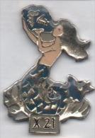 Poisson Péche , Amorce X 21 , Siréne - Animales
