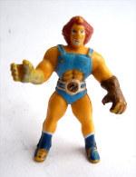 RARE Figurine COSMOCATS THUNDERCATS - 1986 - LJN MINIATURES -  LION-O - STARLION - Thundercats
