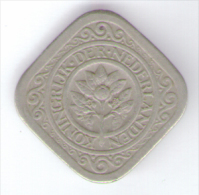 PAESI BASSI 5 CENT 1923 - [ 3] 1815-… : Regno Dei Paesi Bassi