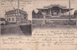 Kurzel-Urville 1: Gruss Aus Kurzel-Urville 1906 - Autres Communes