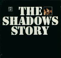 * LP *  THE SHADOWS STORY (Holland 1970 - Instrumentaal