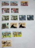 BL0152 - Kenya - 15  Various Stamps - Kenia (1963-...)
