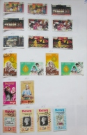 BL0153 - Kenya - 19  Various Stamps - Kenia (1963-...)