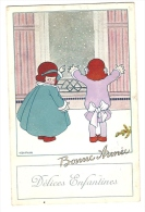 ENFANTS Signée A . BERTIGLIA - New Year