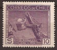 Chile, Salitre, MINT - Cile