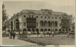 LIMA MIRAFLORES PERU�  1952