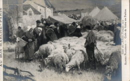 POITOU (86) Salon Des Artistes 1913 Alfred PLAUZEAU Coin De Foire En Poitou - France