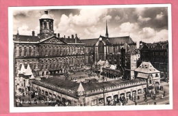 AMSTERDAM DAMSTADT 27.6.1950 SPECIAAL STEMPEL DAMSTADT - Amsterdam