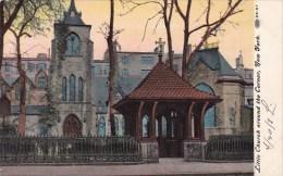 Little Church Around The Corner New York City New York