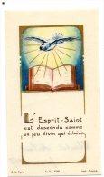 L'Esprit-Saint Est Descendu Comme Un Feu Divin Qui éclaire - Images Religieuses