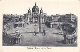 Italy Roma Rome Piazza di San Pietro