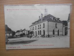 LE THILLOT NOUVEL HOTEL DES POSTES TELEGRAPHE ET TELEPHONE - Le Thillot