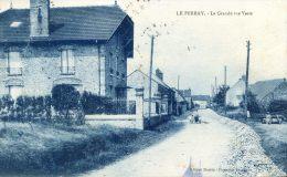 Le Perray - La Grande Rue Verte - Le Perray En Yvelines