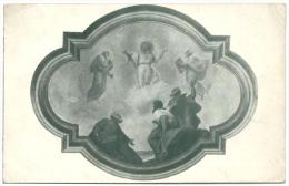 """LA TRASFIGURAZIONE - Pittore G. Riva - """"Affresco Nella Parrocchiale Di Roncadelle"""". - Paintings"""