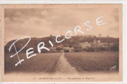 Le Mont Dol          Vue Generale  Du Mont Dol - France