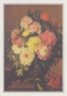 PGR-16-G : V. SARTORIUS : ## Boeket Pioenrozen ## :  ART,PAINTING,PEONIES,PIVO INES, - Plants