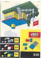 LEGO SYSTEM - Plan Notice (510 - S 3121). - Plans