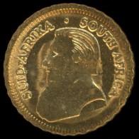 South Africa Mini Gold Coin - 1 Krugerrand 1978 - Afrique Du Sud