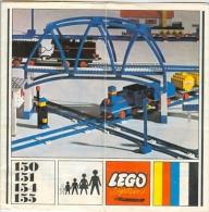 LEGO SYSTEM - 150 - 151 - 154 - 155 - CATALOGUE Et à La Fois LIVRE D´IDEES (3230) - Catalogs