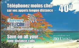 Outremer Telecom - Frankreich
