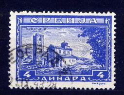 Sebien Nr.78         O  Used       (013) - Besetzungen 1938-45