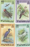 Tuvalu 1978 Wild Birds MNH - Tuvalu
