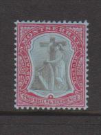 Montserrat 1908 - 1913 2/6 Symbol Of Colony Bicolour MNH - Montserrat