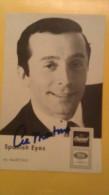 2 Scans -- AL MARTINO __ Spanish Eyes - Autographes