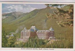 CPA BANFF SPRINGS  HOTEL - Banff
