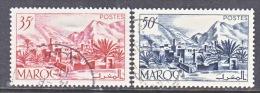 French  Morocco  259-60   (o) - Morocco (1891-1956)