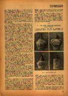 """""""LE TABAC"""" Article Réparti Dans 2 Bulletins Du Touring Club De Belgique (1921) - Documents"""