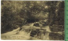 Spa.- Vallèe De La Hègnes 1917Verlag: Ern. Thill, Bruxelles  FELD-,Postkarteohne Frankatur  Mit Stempel, 8.11.17MIT BEFÖ - Spa